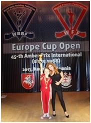 Mistrzostwa Europy Fitness